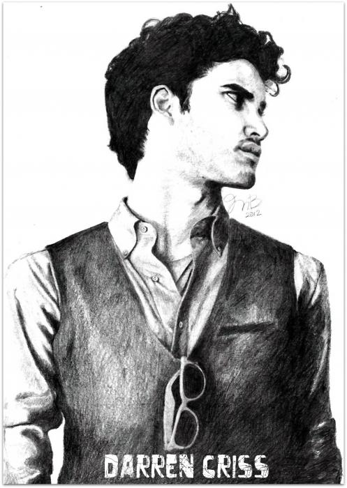 Darren Criss by myrisha